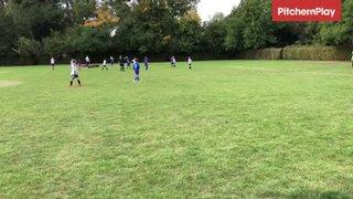 Galleywood Youth Eagles v Maldon & Tiptree