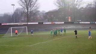 77:01 - DANNY COCKS Goal