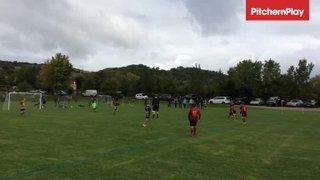 24:03 - Goal - Ashton 88 (A)