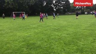 08:34 - Goal - Wigton moor (H)