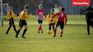 Junior Bees v Abbey Rangers Colts