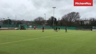 18:00 - Goal - Lewes Men's 2s (H)