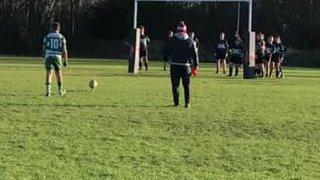 Billingham U15s Bulldogs v Acklam
