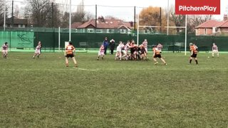30:50 - Try - Heaton Moor RUFC (A)