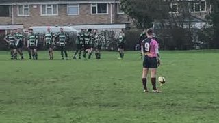 Old Cryptians 3 v Minchinhampton 2